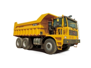 山东临工MT60矿用卡车高清图 - 外观