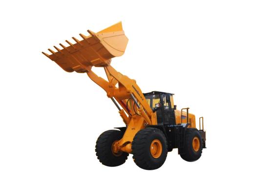 龙工CDM866N轮式装载机