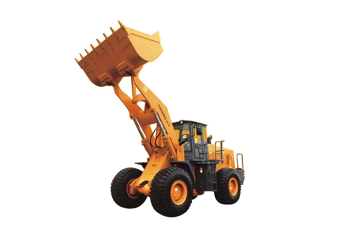 龙工LG863N轮式装载机高清图 - 外观