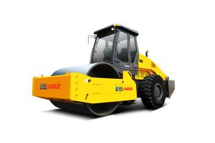 国机常林8208T单钢轮机械式压路机