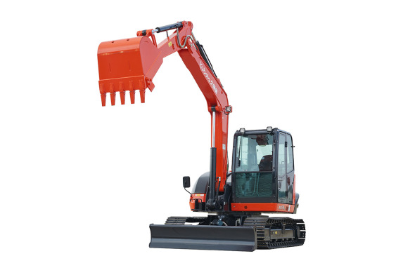 久保田KX175-5小型挖掘机