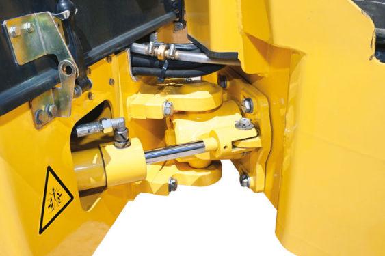 宝马格BW 900-50双钢轮压路机高清图 - 外观