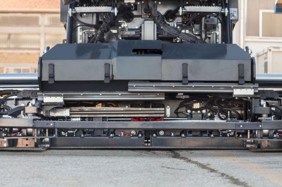 宝马格BF 300 P沥青摊铺机高清图 - 外观