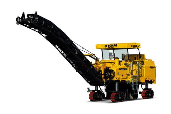 宝马格BM 1000/30铣刨机