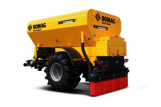 宝马格BS 12000 Standard再生机