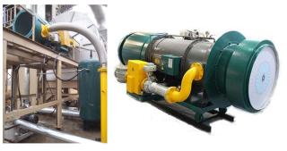 沃斯莱特YQR760A油气两用燃烧器