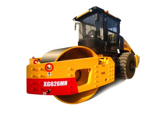 廈工XG626MH單鋼輪壓路機