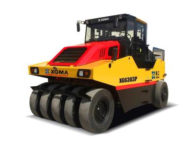 【720°全景展示】厦工XG6303P轮胎压路机,性能卓越 安全可靠!