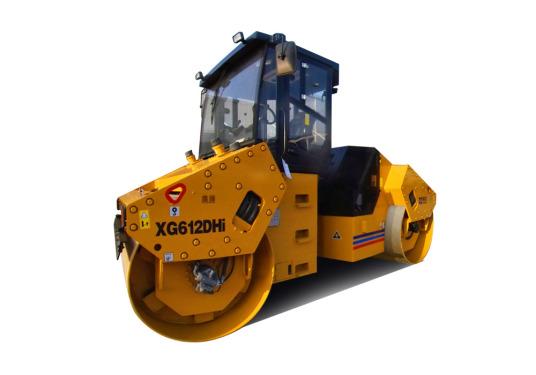 廈工XG612DHi雙鋼輪壓路機