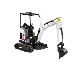 山猫E17z挖掘机