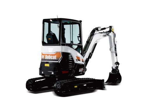 山猫E27z挖掘机