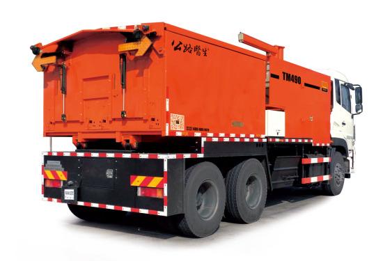 英达TM490综合养护车