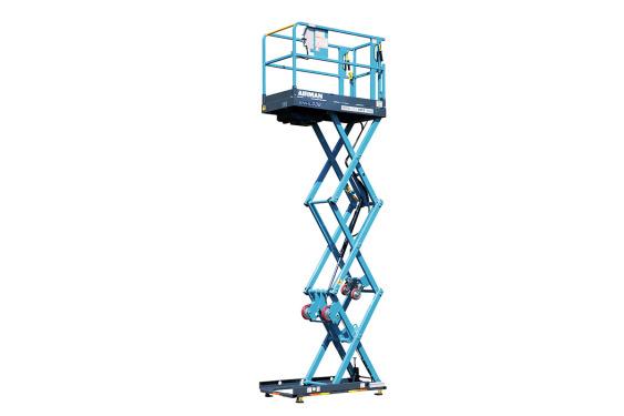 埃尔曼ENHL038剪叉式高空作业平台