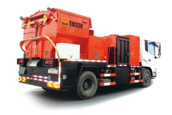 英达TM330综合修补车