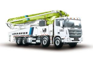 雷萨重机BJ5449THB-XD(L9-56米)泵车