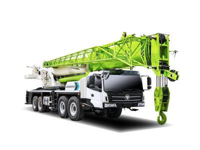【720°全景展示】雷萨重机85吨汽车起重机