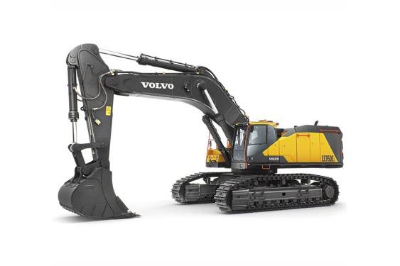 沃爾沃EC950EL大型履帶式挖掘機