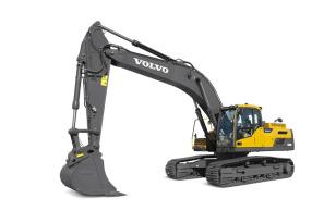 沃尔沃EC300DL履带式挖掘机