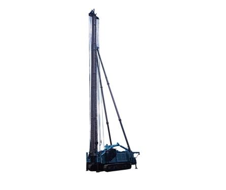 山河智能SWCH600-125M(出口机型)全液压履带桩机