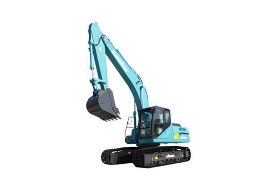 山河智能SWE230E加长臂系列挖掘机