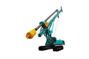 山河智能SWDM300H旋挖钻机高清图 - 外观