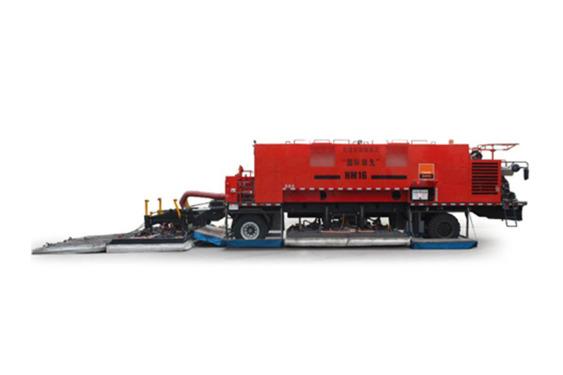 英达HM16沥青路面加热设备