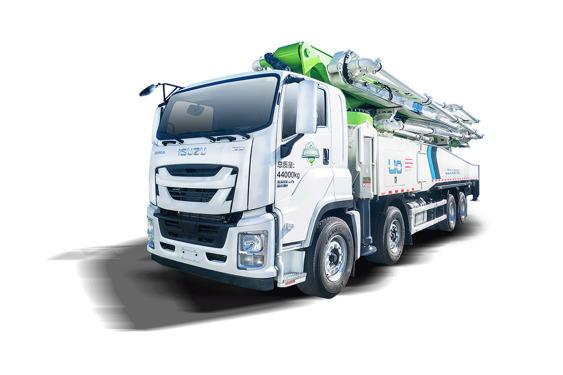 雷薩重機BJ5440THB-XF(L10-58米)泵車