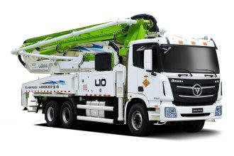 雷萨重机BJ5339THB-XD(L10-47米)泵车高清图 - 外观