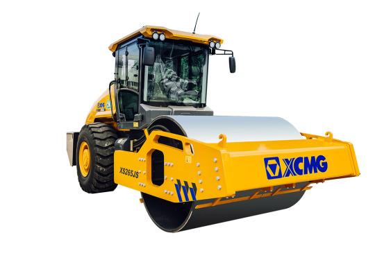 徐工XS265JS机械单钢轮压路机