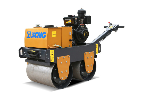 徐工XMR060手扶式双钢轮振动压路机