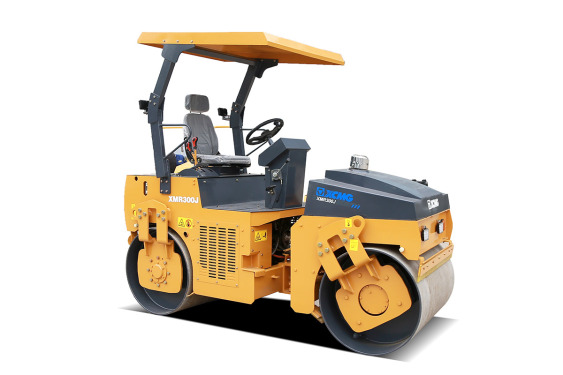 徐工XMR300J雙鋼輪壓路機