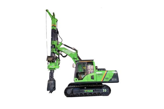 泰信机械KR50A旋挖钻机