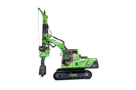 泰信亚搏直播视频appKR50A旋挖钻机