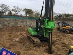 泰信机械KR125A旋挖钻机高清图 - 外观