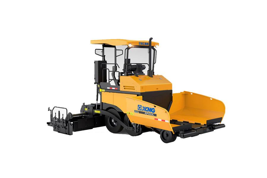 徐工RP453L轮式沥青混凝土摊铺机