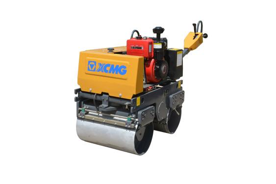 徐工XMR083小型手扶振动压路机