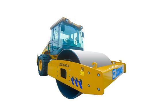 徐工XS163J机械单钢轮振动压路机