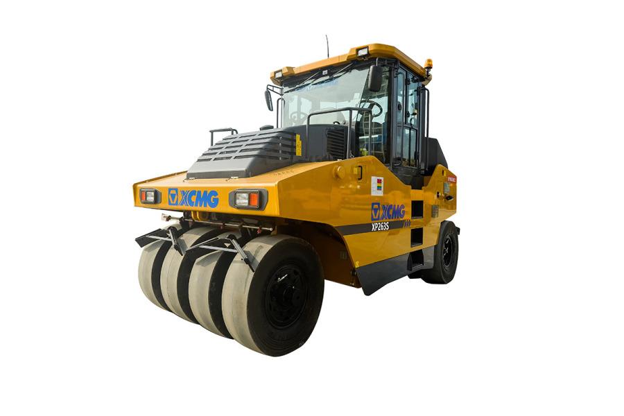 徐工XP263S轮胎压路机