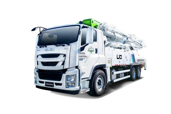 雷薩重機BJ5350THB-XF(L10-50米)泵車