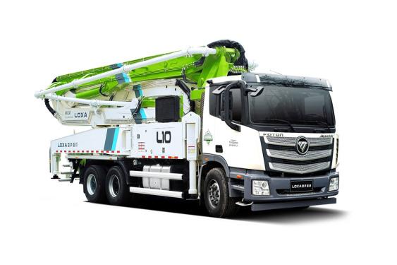 雷薩重機BJ5359THB-XF(L10-50米)泵車