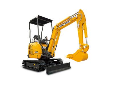 【720°全景展示】KATO加藤HD18VX挖掘機