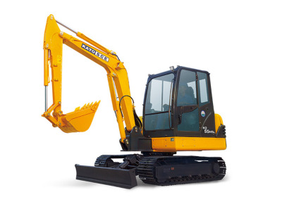 【720°全景展示】KATO加藤HD55NSL挖掘機