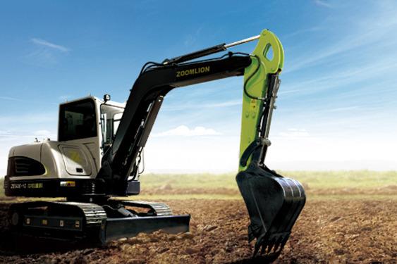 中联重科ZE60E-10履带式液压挖掘机