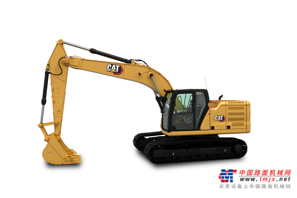 卡特彼勒新一代Cat?323 GC液壓挖掘機