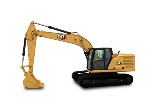卡特彼勒新一代Cat®323 GC液压挖掘机