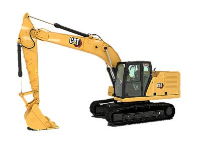 【720°全景展示】新一代Cat®(卡特)320 GC 挖掘机