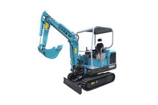 山沃机器SW20-8微型挖掘机/果园小型挖机