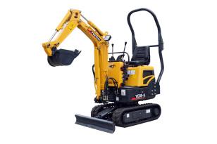 玉柴YC08-9挖掘机