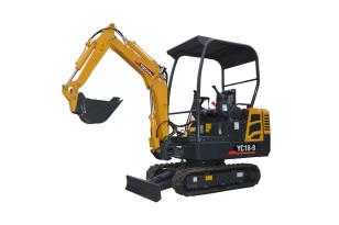 玉柴YC18-9挖掘机