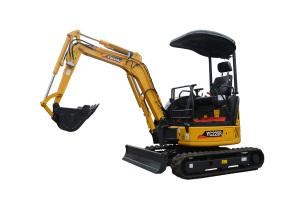 玉柴YC22SR挖掘机